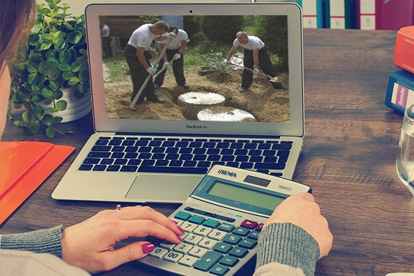 Septic System Cost: Budgeting for the Install & Care of Your